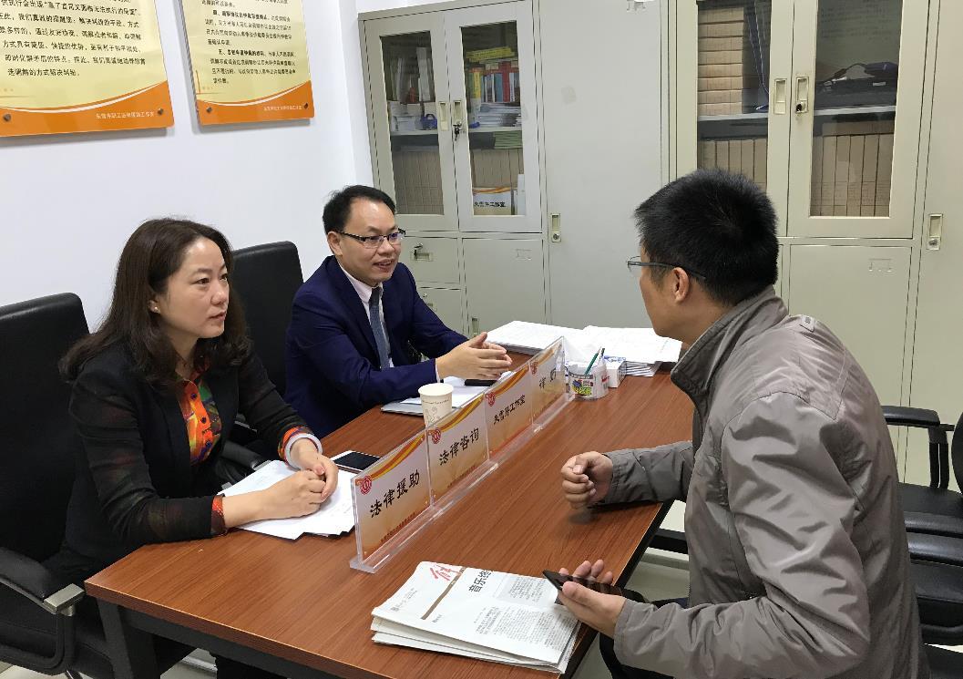 上海七方律师事务所主任李华平:维权与普法并举, 彰显专业、温度与情怀