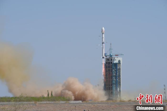 中国航天史上首次 四天三次连续成功发射