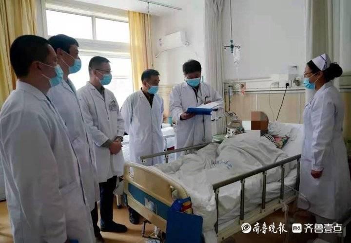 泰安市第一人民医院成功实施腹腔镜下保脾胰体尾部切除术
