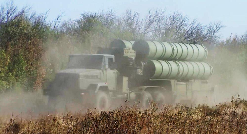 印度驻俄大使:首批俄制S-400防空导弹系统将在今年年底前交付印度