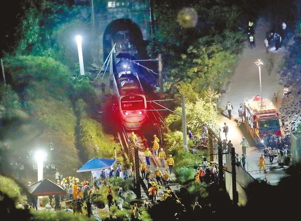 最新!台铁列车事故原因初步查明 超30位罹难者身份已确认图片