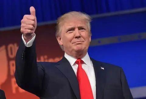 特朗普开通官网!承接各种红白喜事!