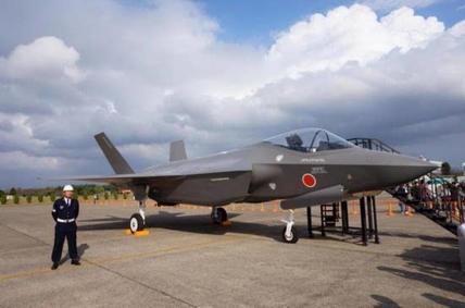 日本防卫省酝酿在西南方向部署F-35B战机