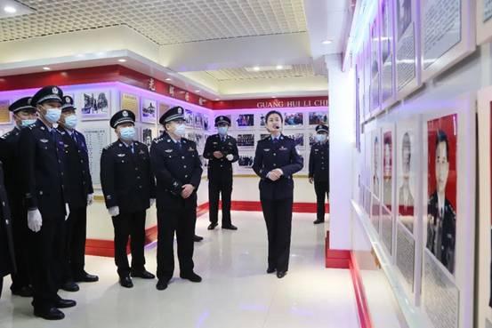 依兰县公安局:组织廉政警示教育 筑牢忠诚信仰
