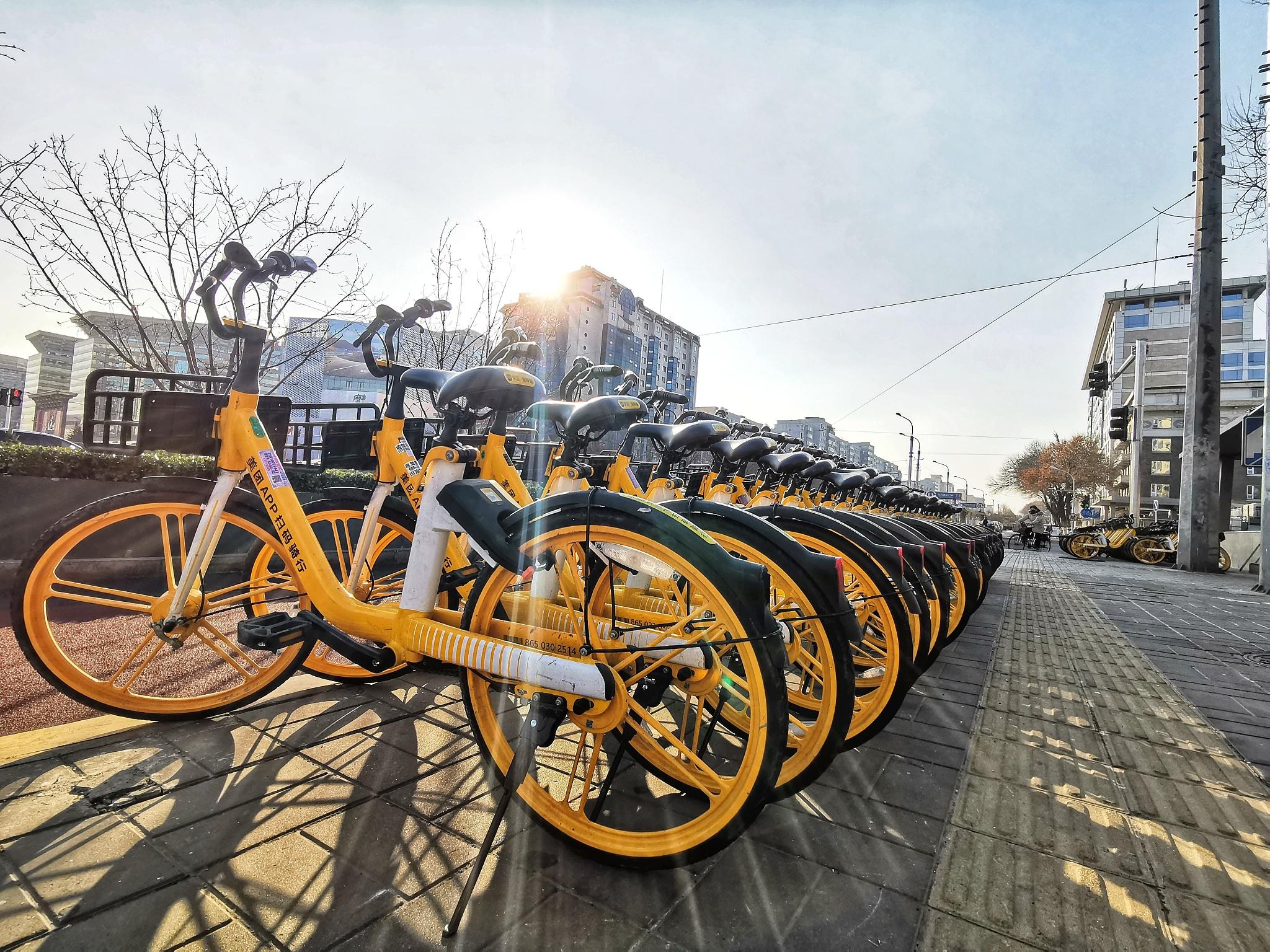 共享单车也悄悄涨价,上海青桔比北京贵