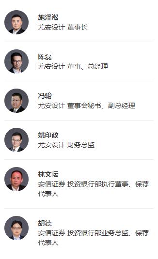 路演互动丨尤安设计4月7日新股发行网上路演