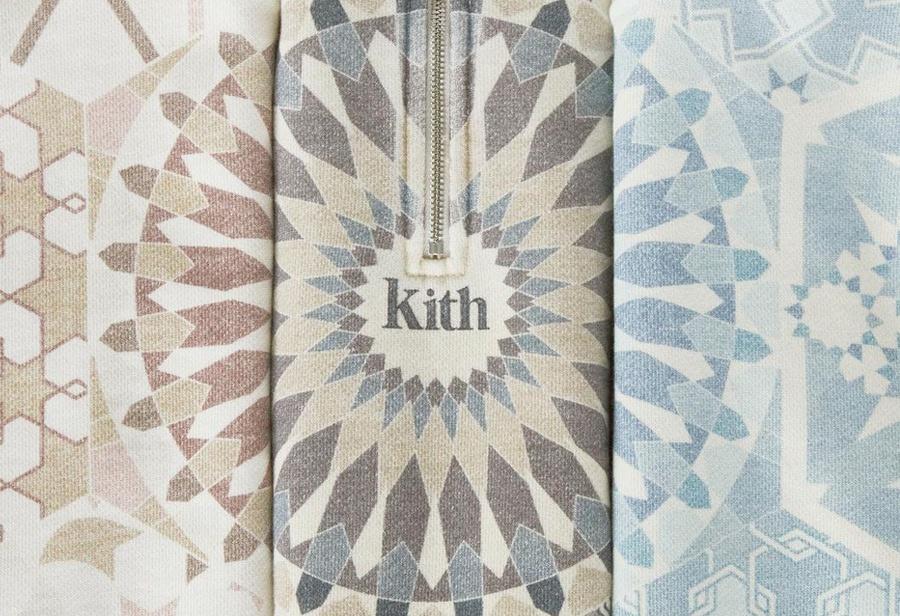 「腰果花」KITH 系列单品现已发售!