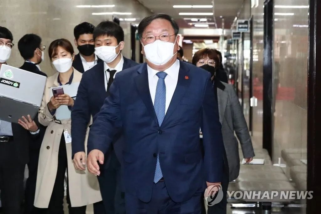 惨败!韩执政党领导层决定集体辞职图片