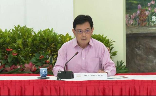 """王瑞杰""""辞任""""李显龙接班人,新加坡政治走向何方?"""