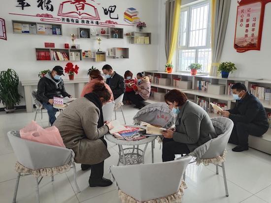 博州温泉县扎实开展党史学习教育活动