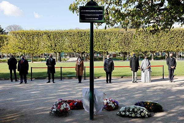 卢旺达总统回应大屠杀研究报告:指明法国重大责任是重要一步