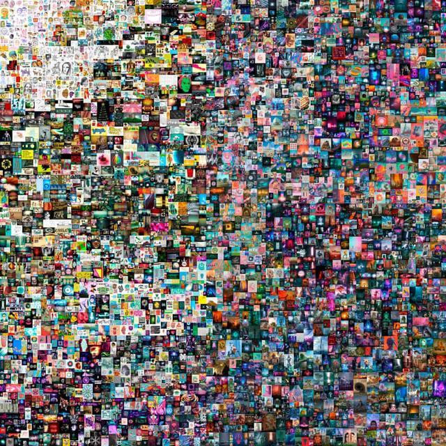 为何NFT能让一幅数字艺术品卖出近7000万美元?