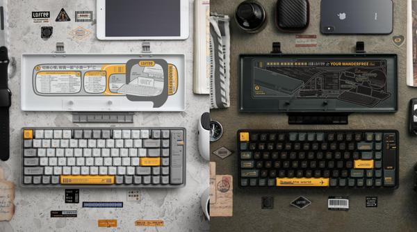 高颜值机械键盘、鼠标都安排上了
