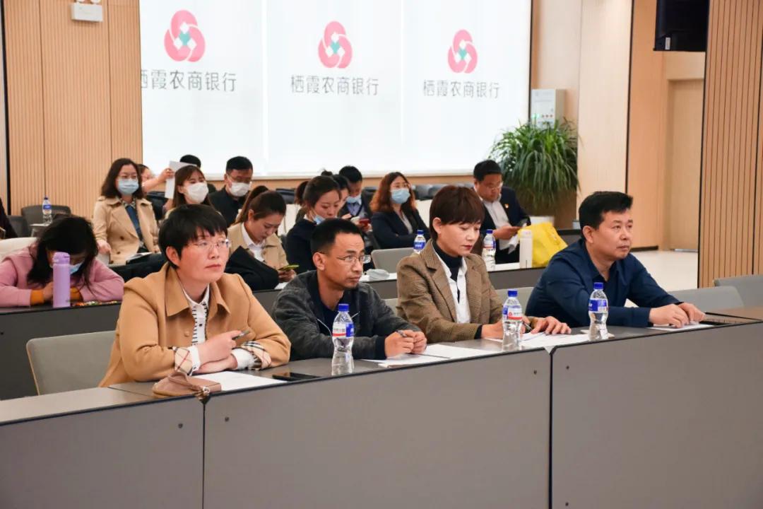 栖霞市党史故事宣讲大赛(初赛)举办