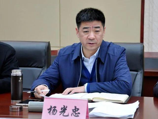 杨光忠已任济南市委常委、市纪委书记图片