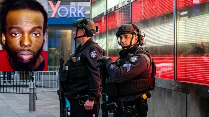 纽约时代广场枪击案嫌疑人身份确认,事件起于兄弟争执