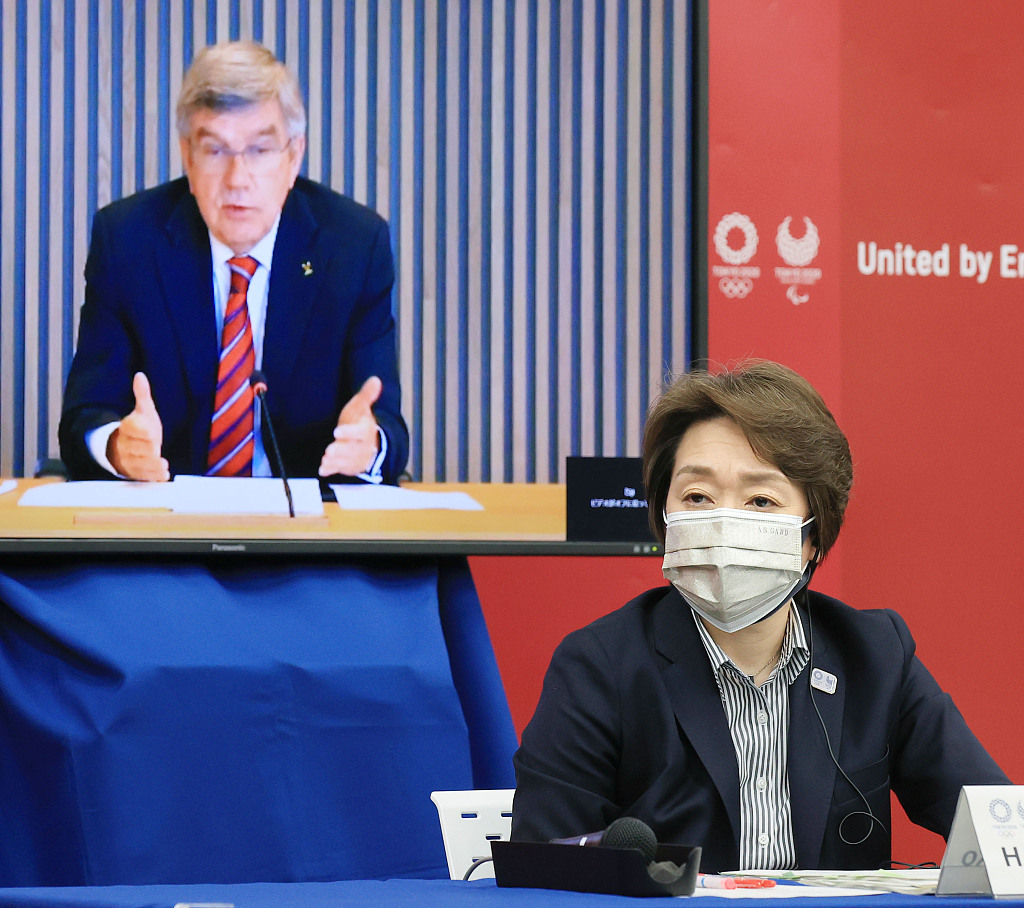 日媒:国际奥委会主席巴赫因新冠疫情延期访日