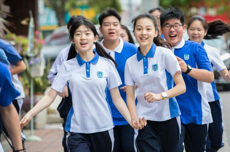 电影《我不是学霸》在深圳取景拍摄