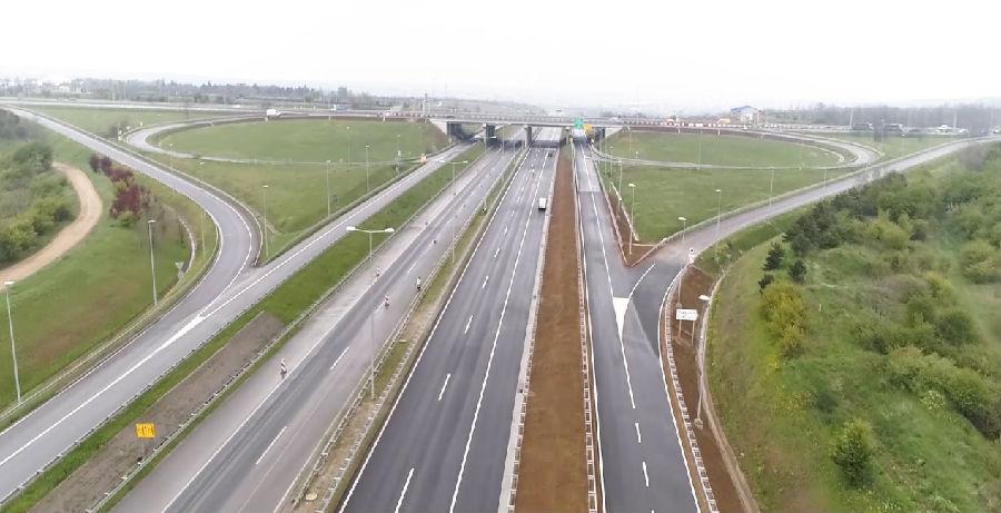 塞尔维亚贝尔格莱德绕城公路项目正式通车