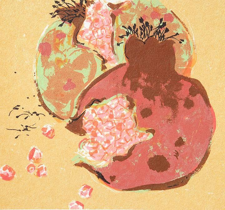艺术赏析︱刘明亮:心迹留痕——李健版画的视觉解读