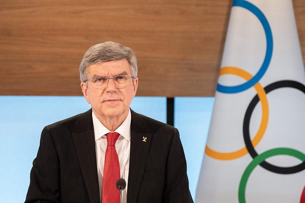 东京奥组委宣布巴赫将延期访日,媒体称行程或调整至6月