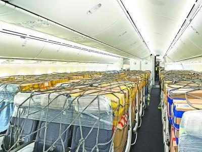 武汉至墨西哥城开通定期国际货运航线