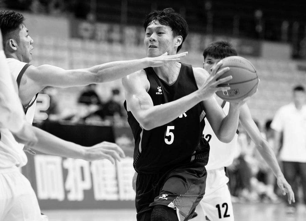 男子U22篮球资格赛山东胜澳门