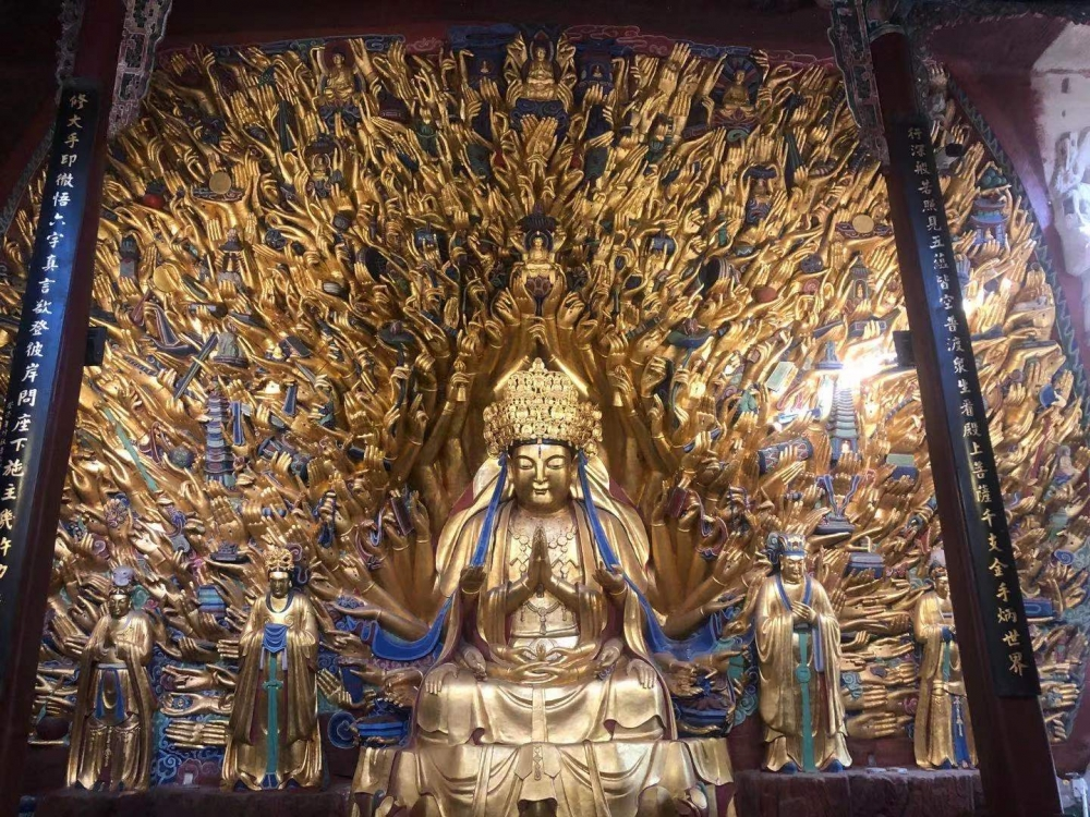 沿着高速看中国·重庆 建巴蜀文化旅游走廊 打造大足石刻世界文化遗产
