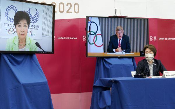 安全优先:东京奥组委主席提及或将空场举办奥运会