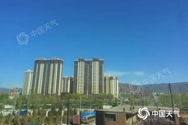 内蒙古未来三天天气预报