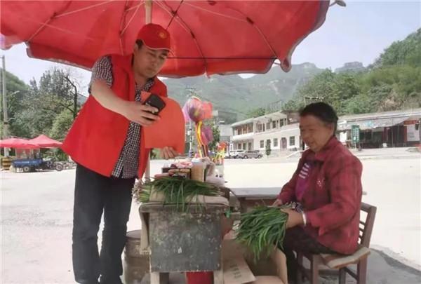 沁阳市自然资源和规划局开展文明旅游宣传活动