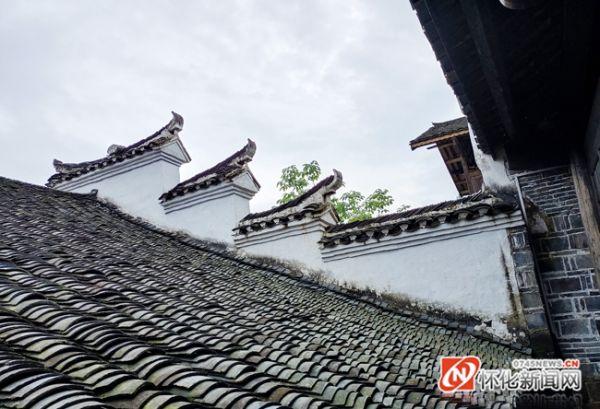 沅陵莲花池村:古村落绘出新风景