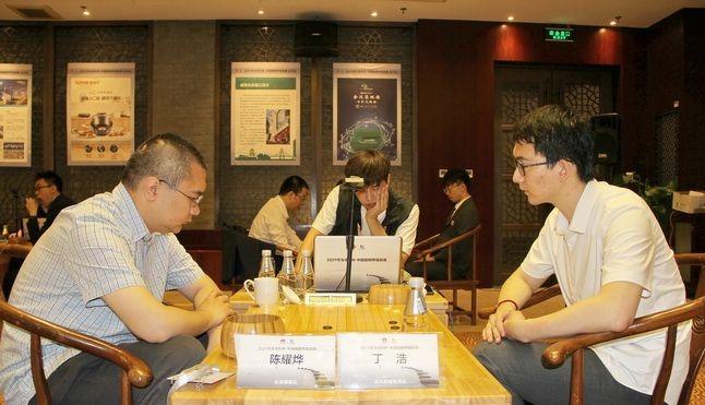 围甲联赛激战正酣 重返甲级的北京棋院队目标是保级