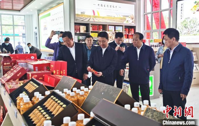 京津冀联接东北地区规模最大农产品冷链物流产业园开园