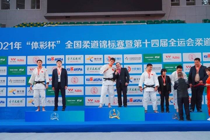 柔道冠军谢亚东:梦在前方,路在脚下