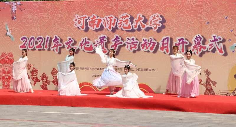 河南师大邀请优秀传统文化进校园 坚持16载熏陶几代青年