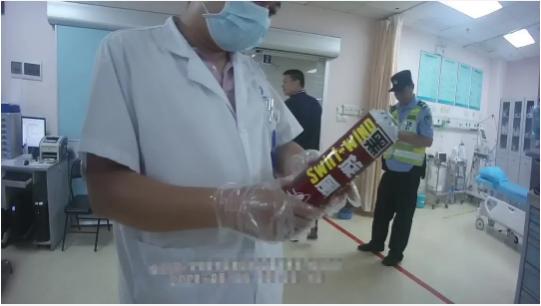 女子服毒轻生,东莞厚街民警快速反应助其脱险