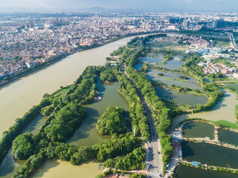 """东莞市""""三线一单""""生态环境分区管控方案征求意见"""