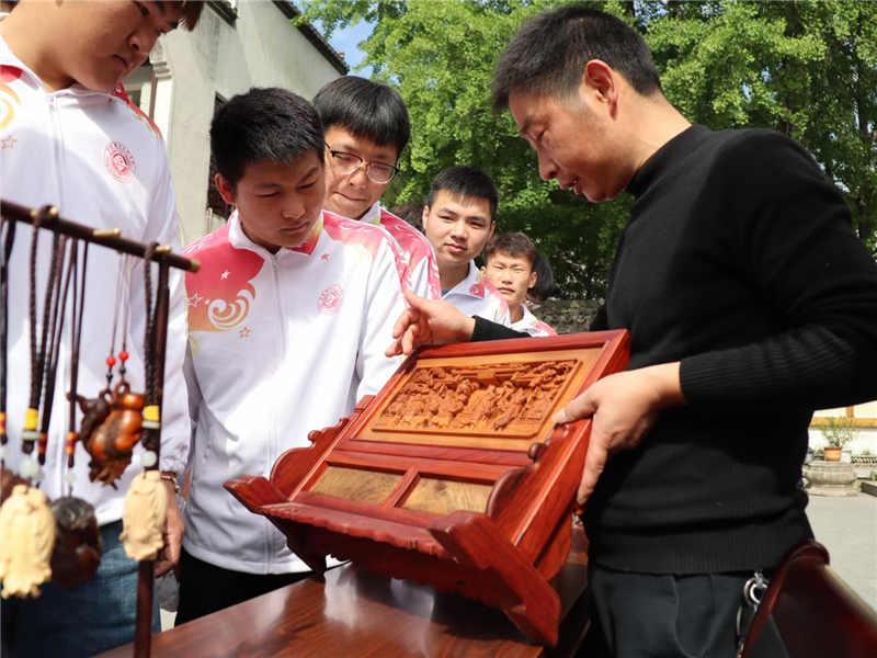黄山市黟县:走心为民办事,点亮文化生活