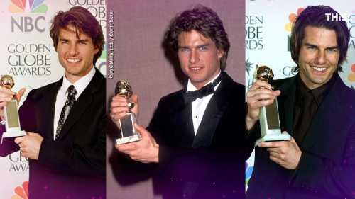金球奖丑闻缠身,汤姆·克鲁斯气得归还三座奖杯