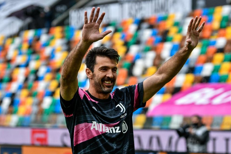 43岁的布冯将在赛季结束后离开尤文图斯