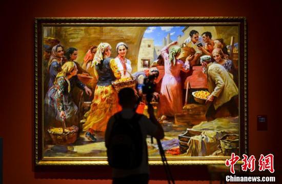 新疆美术馆即将开馆并推出系列展览