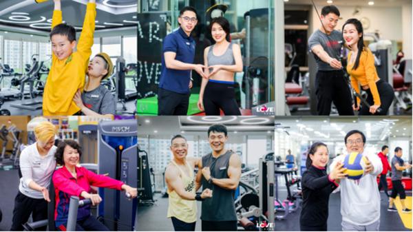 """爱健家专注社区健身,打造""""家门口""""的健身服务"""