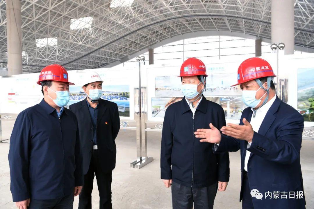 石泰峰在赤峰市和通辽市调研时强调 深入落实东北振兴战略 扎实推动蒙东地区高质量发展