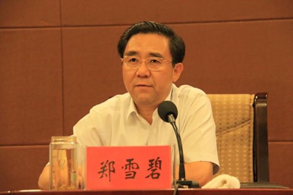 承德市委原书记郑雪碧两次申诉被驳回,秘书检举起获赃款三千万