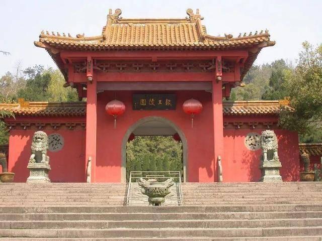 浙江唯一保存完好帝王陵钱镠墓被盗,所处遗址公园仍在施工