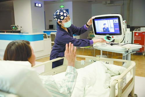 厦门大学附属心血管病医院率先开展全院无陪护 让护理更人性化