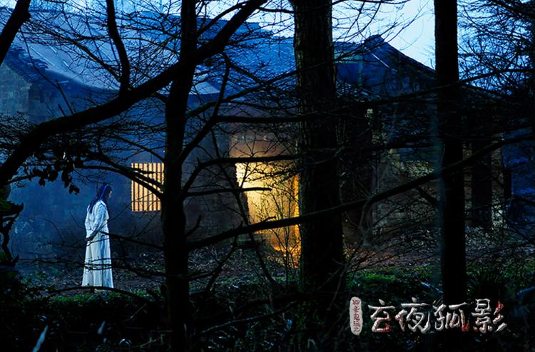 聊斋古装惊悚大电影《玄夜狐影》领跑2021下半年首场惊悚 !