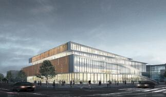 北航青岛国际科教新城图书馆主体封顶!拟于两年后招生