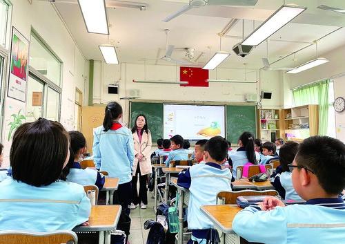 厦大哲学系在故宫小学设实践基地 助力学校推进课程改革